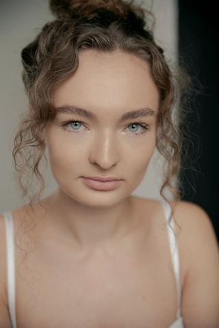New face female model Hanna from Belarus