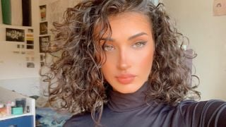 New face femme Mannequin Mariam from Italie