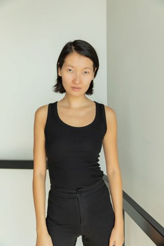 Professional model female model Mengyao from United Kingdom