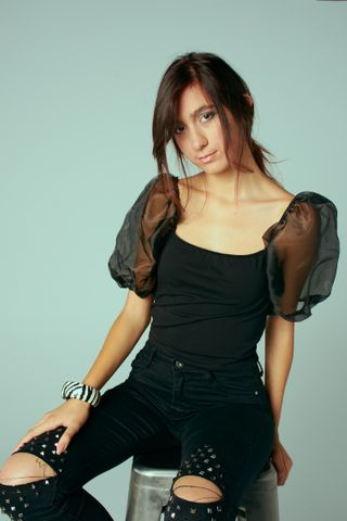 Professional model female model Claudia from Spain