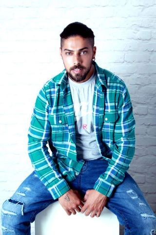 New face male model Hardeep from United Kingdom
