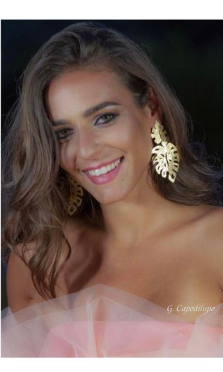 New face femme Mannequin Federica from Italie