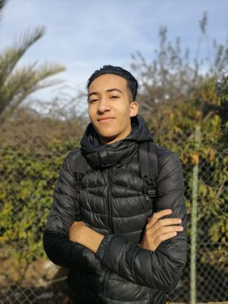 New face male model Marouane from Morocco
