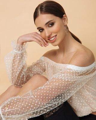 New face femme Mannequin Darina from Ukraine