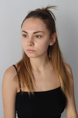New face female model Weronika from Spain