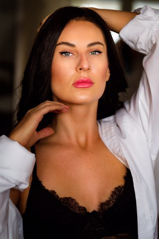 New face female model Maja from Germany