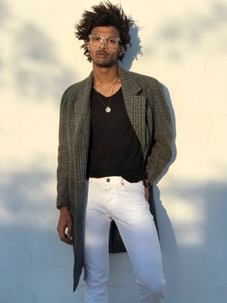New face male model Souphyn from Morocco