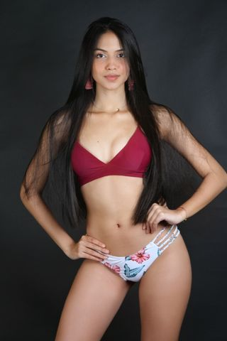 New face femme Mannequin Gregmary from Venezuela