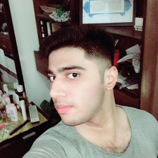 New face male model Ali from Pakistan