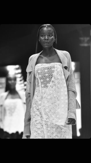 New face femme Mannequin Mitchel from Nigeria