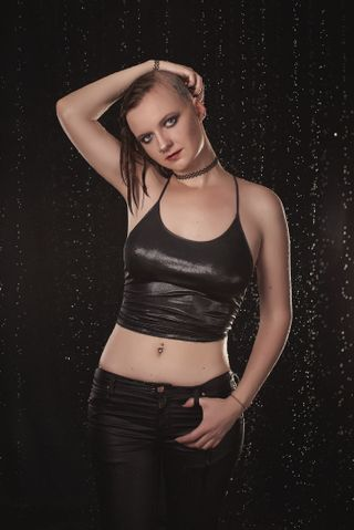 New face female model Anastasiya from Russia