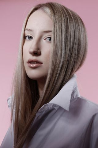 New face female model Hannah from United Kingdom