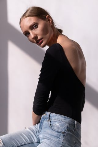 New face female model Dominika from Poland