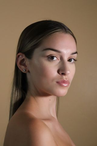 New Face weiblich Model Barbara from USA