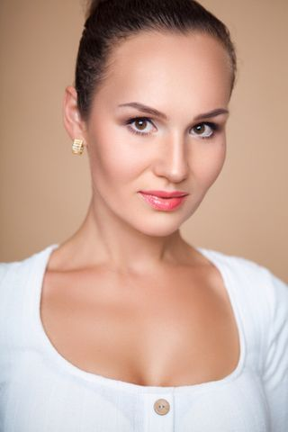 New face female model Alessia from Italy