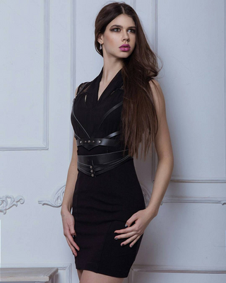 New face femme Mannequin Alexandra from Russie