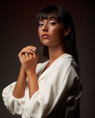 New Face weiblich Model Ana from Spanien
