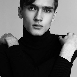 Professional model male model Artūras from Lithuania
