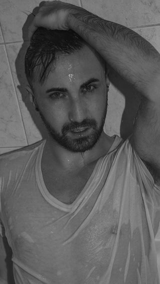 New face male model Yannick from France