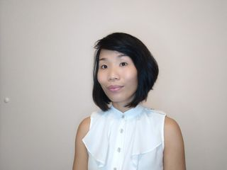 New face female model Trinh from Germany