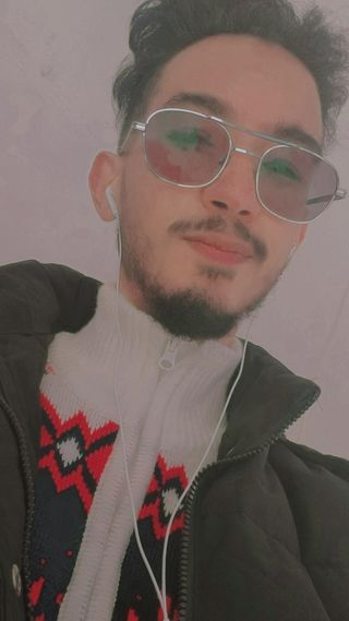 New face male model titouhi from Tunisia