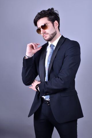 Professional model male model Nicola from United Kingdom