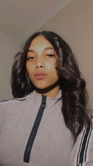 New face Девушка модель Aaliyah from ЮАР