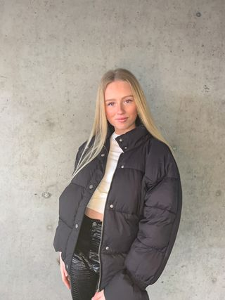 New Face weiblich Model Tess from Niederlande