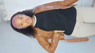 New face female model Stephanie from Canada