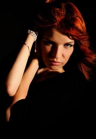 New face female model Dunja from Serbia