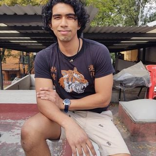 New face male model Sebastián from Mexico