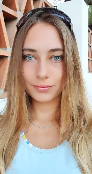 New Face weiblich Model Daria from Spanien
