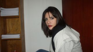 New face female model Victoria from Argentina