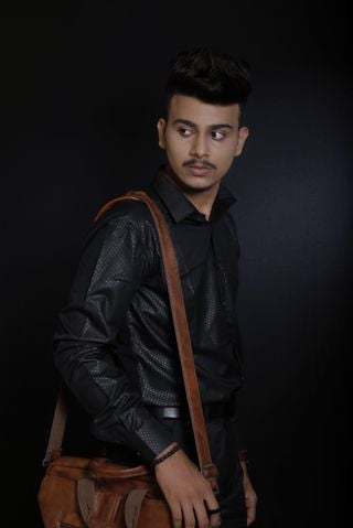 New face male model Shivraj from United States