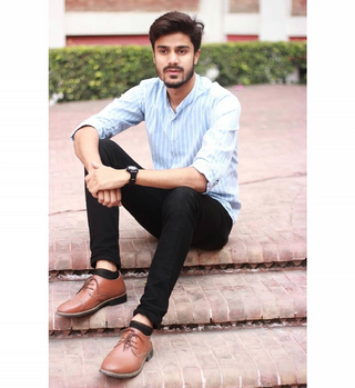 New face male model Taimoor from Pakistan