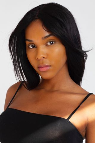 New face female model Francheska from United States