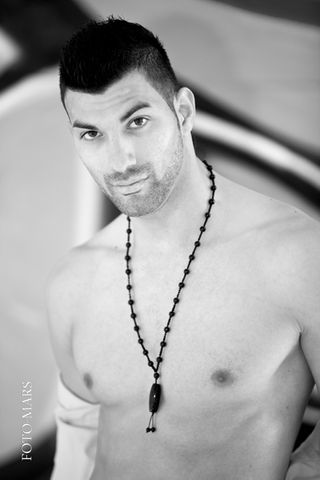 New face male model Hasan-Akarsu from Germany