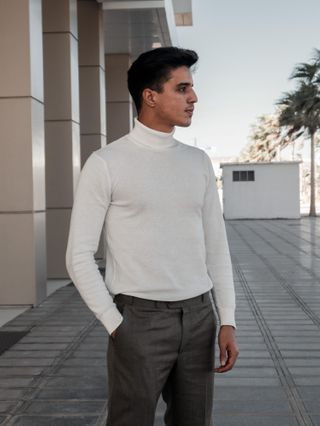 New face male model uccen from Morocco