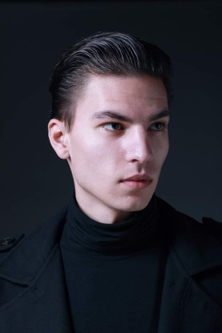 New face male model Асен from Bulgaria