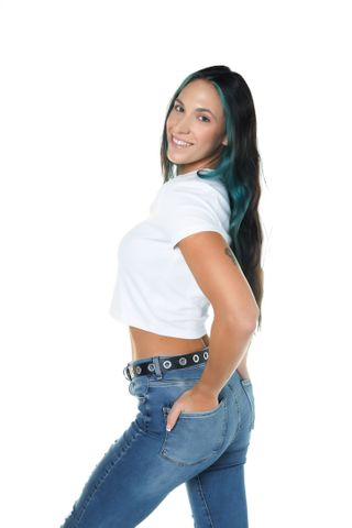 New face female model Camila from United States