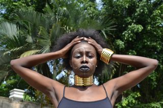 New face femme Mannequin ulrich from Republic of the Congo