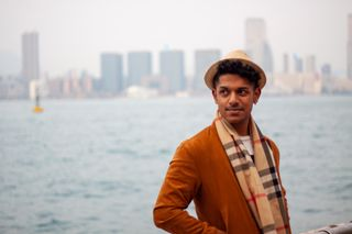 New face male model Parth from Hong Kong