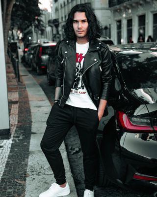 Male model portuguese The 20