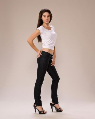 Agency model female model Samantha from United States