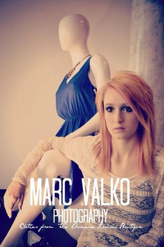 Lexie for Marc Valko