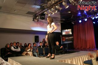 Desfile Miss Friend Night´s
