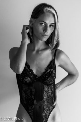 New face female model Ainhoa from Spain