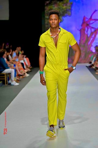 Professional model male model Ferrailly from Dominican Republic