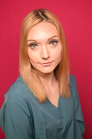 New Face weiblich Model Lizzie from USA