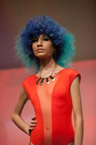 Nick Arrojo Colorzoom hair show